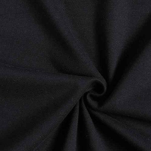 Organic | Tula Ribbing Black