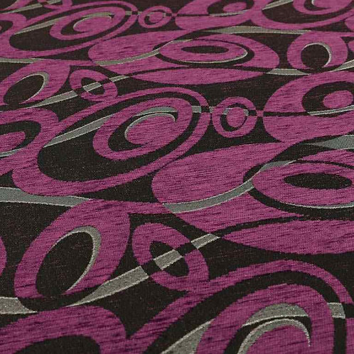 Yorkshire Chenille Designs | Japura Pink Swirl