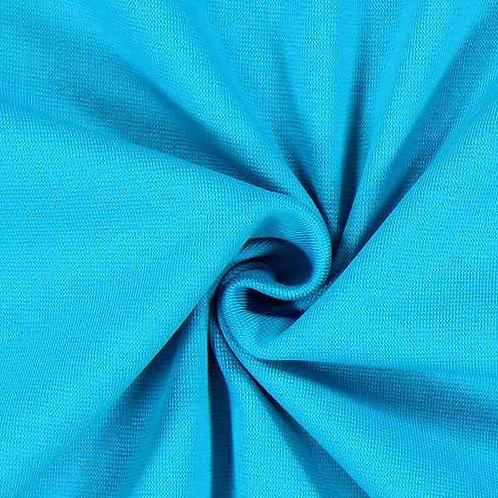 Organic | Smooth Ribbing Turquoise