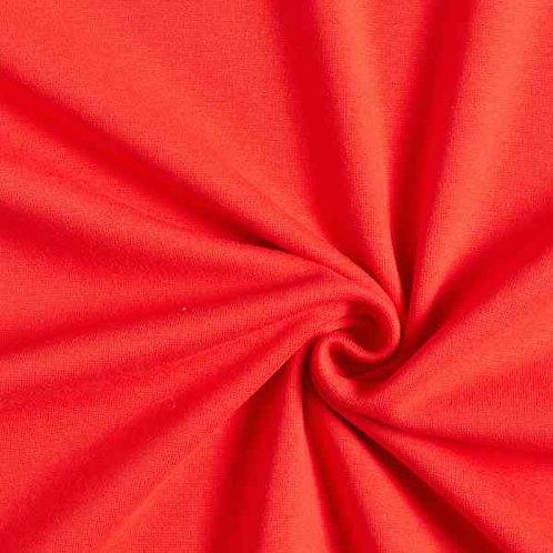 Organic   Tula Ribbing Light Red