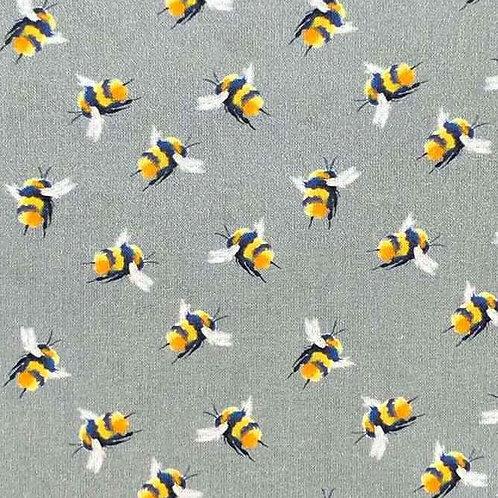 Fully Washable   Bumblebee Dark Grey