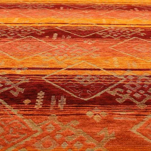 Aztec | Kilim Orange CTR-292