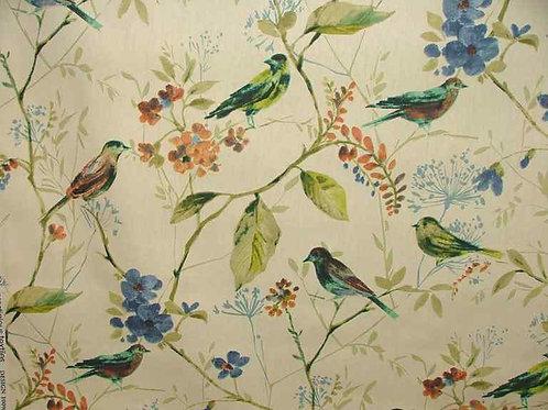 Prestige Cotton Print   Birdsong 3