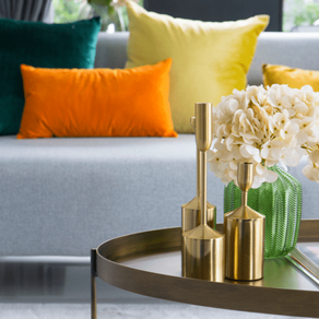 Sofa Cushion Arrangement Tips