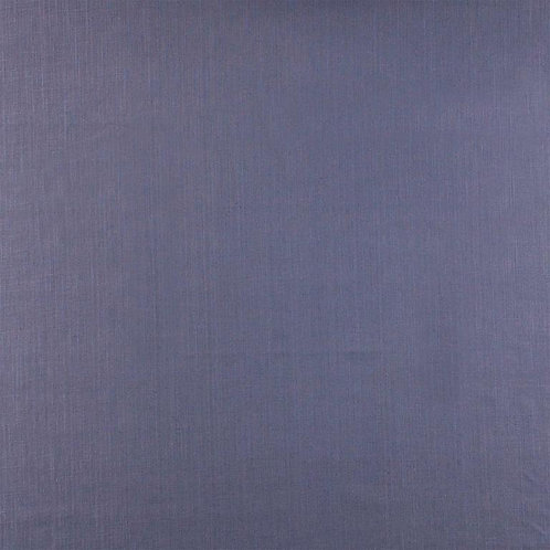 Plain Linen | Dusty Blue