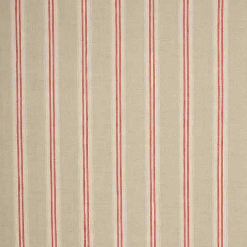 Fully Washable | Cotswold Stripe Red