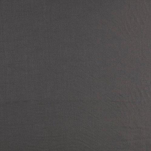 Plain Linen | Dark Grey