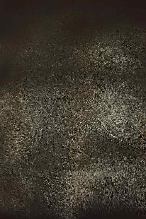 Standard Faux Leather | Distressed Black