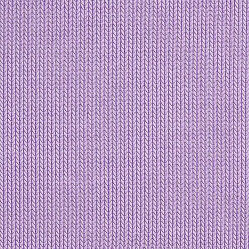 Organic | Knit Knit Lilac