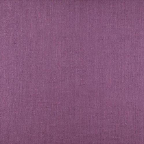 Plain Linen | Dusty Purple