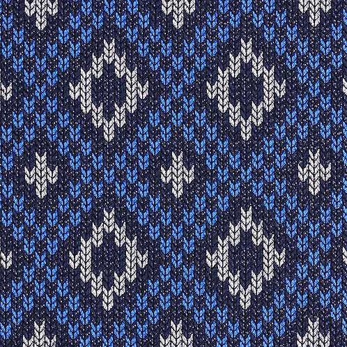 Organic | Plain Stitches Nordic Navy Blue
