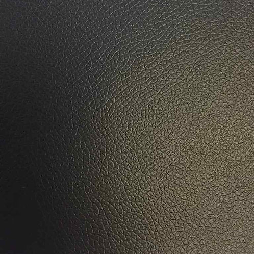 Standard Faux Leather | Smooth Black