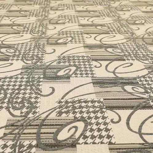 Yorkshire Chenille Designs   Kayu Patchwork Grey