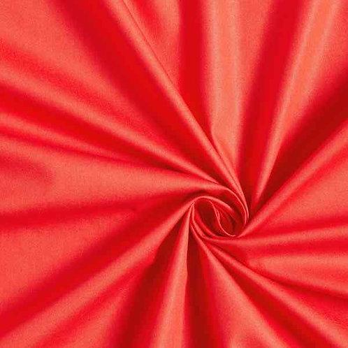 Organic | Tula Poplin Light Red