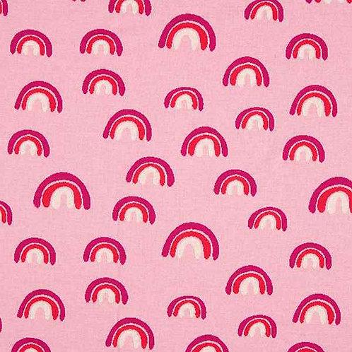 Organic | Life Loves You Rainbows Pink