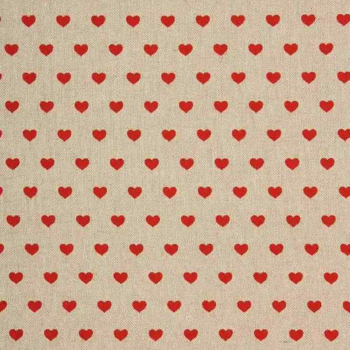 Fully Washable   Love Red