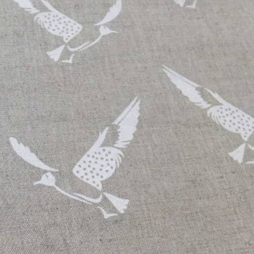 Assorted Linen | Hummingbird White