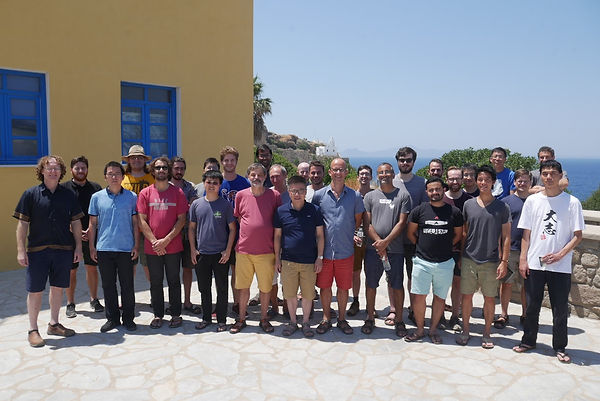 Nisyros Math Conference 2019