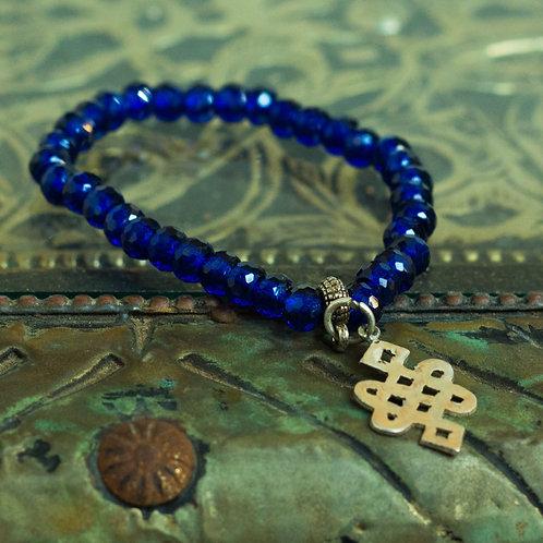 CCCL Logo Silver Bracelet