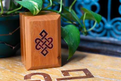 CCCL Logo Wooden Box