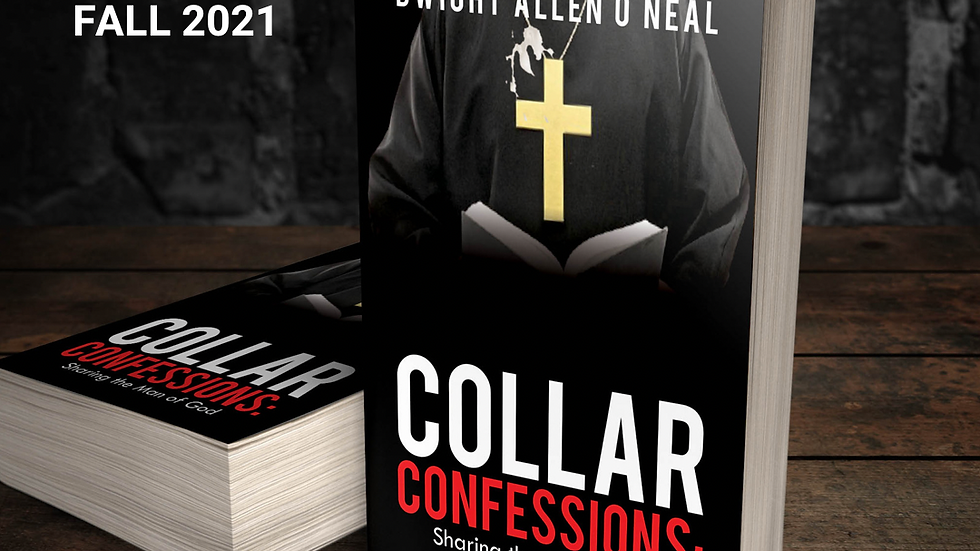 Collar Confessions: Sharing the Man of God