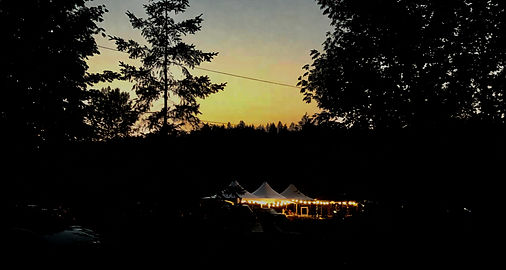 tents & cover _ dusk by horse gate.jpg