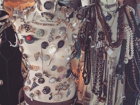 Yetunde & the vintage alternatives