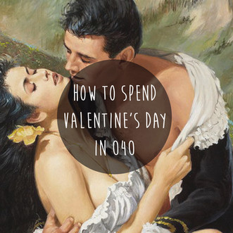 How to spend Valentine's Day in 040
