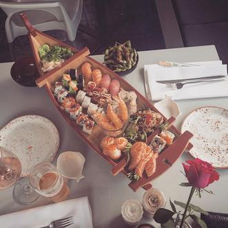 Sushi @ Mood