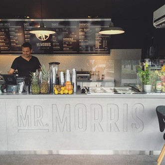 Mr. Morris Juice Challenge