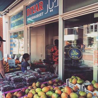 Diyar supermarket