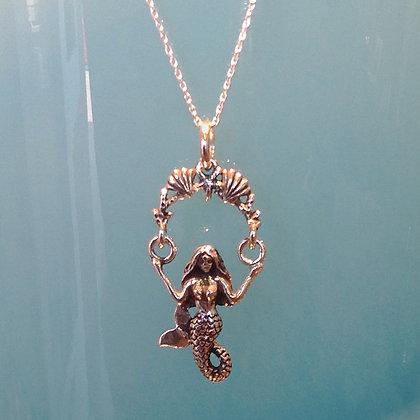 Suspended Mermaid