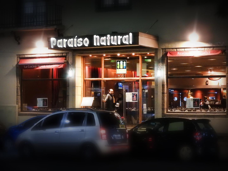 Paraiso Natural Frente