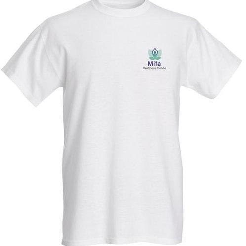 Mita White T-Shirt