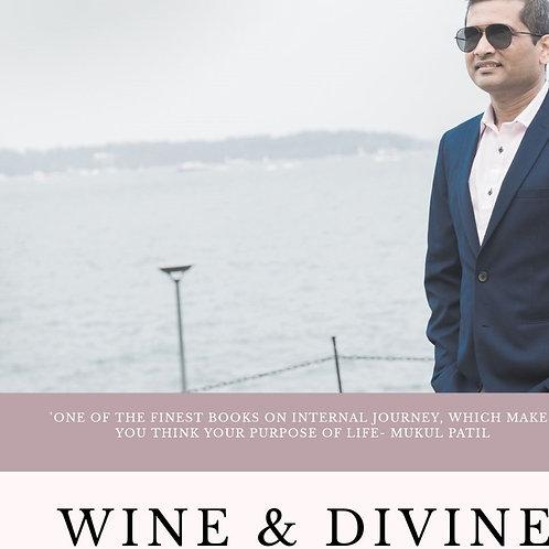 Wine & Divine Book