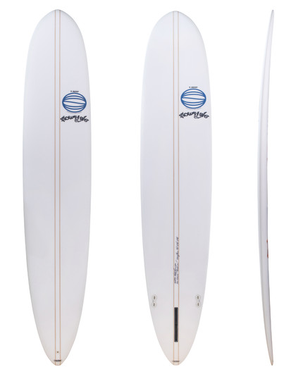 "9'0"" - Single Stabilizer Fin System"