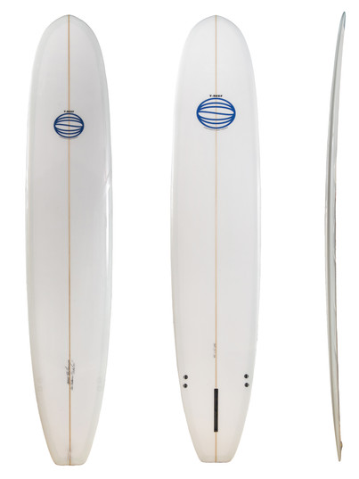 "9'4"" - Single Stabilizer Fin system"