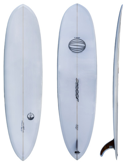 "7'6"" - Single on Fin System"