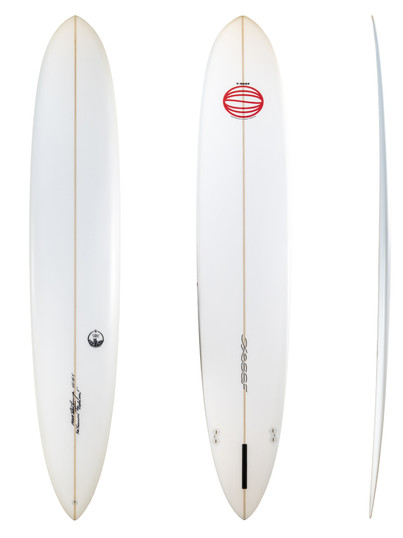 "10'2"" - Single Stabilizer Fin System"