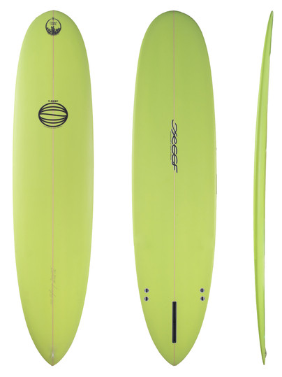 "7'8"" - Single Stabilizer Fin System"