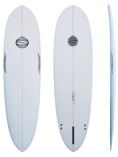 "7'2"" - Single Stabilizer Fin System"