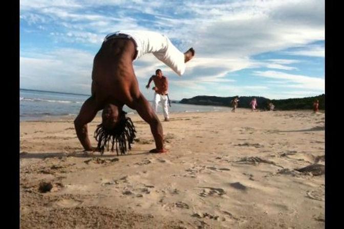 Professor Perere - Beach Capoeira