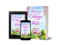 Summer at the Little Cottage on the Hill
