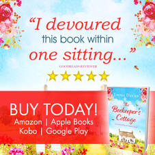 The Beekeeper's Cottage is out today!
