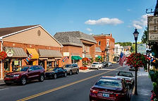 Downtown Lewisburg, WV