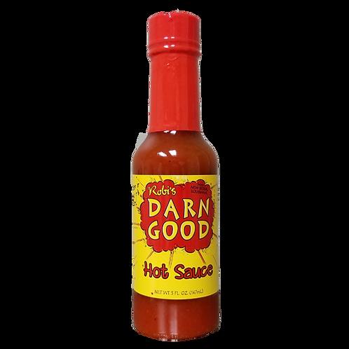 DGS Hot Sauce  - Drop it like it's hot!