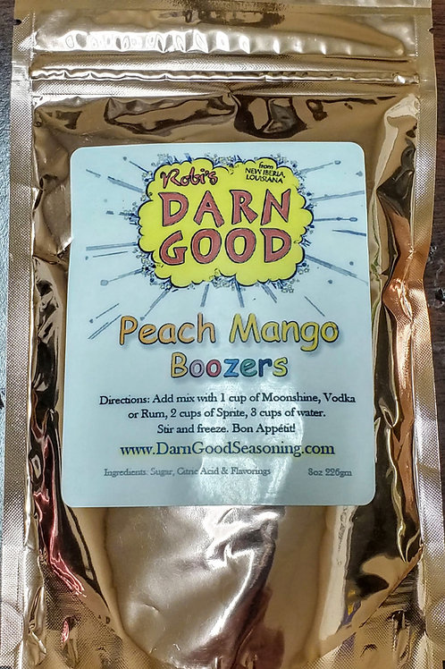 Peach Mango Boozers