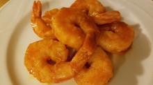 Buffalo Cajun Shrimp