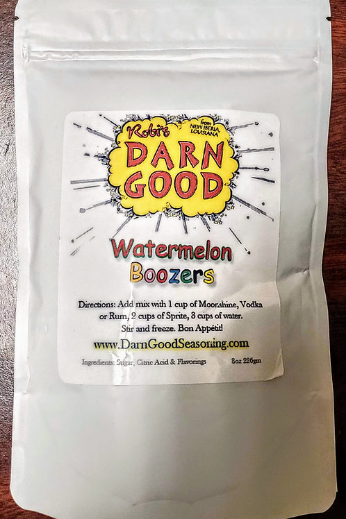 Watermelon Boozers