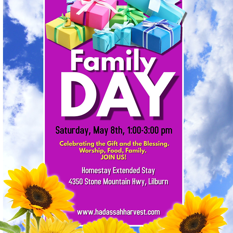FAMILY DAY COMMUNITY OUTREACH